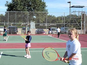 Fort Bend Tennis Camp in Sugar Land Texas